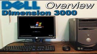 Dell Dimension 3000: Overview