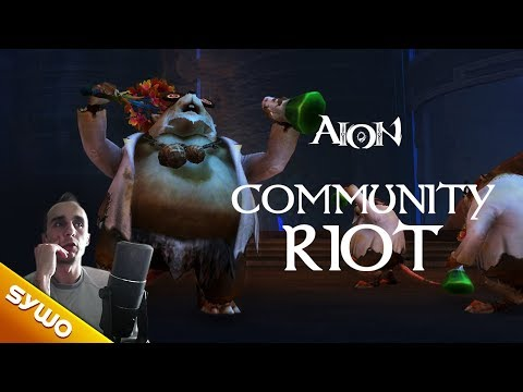 AION community riot | Pay to Win thoughts