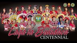 Kaamulan 2014 Lagata Bukidnon