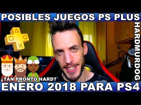 ¡¡¡POSIBLES JUEGOS PS PLUS ENERO 2018!!! Hardmurdog