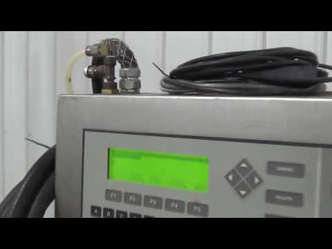 C1364 Used VideoJet Excel Auto Flush Ink Jet Coder SIGMA Equipment