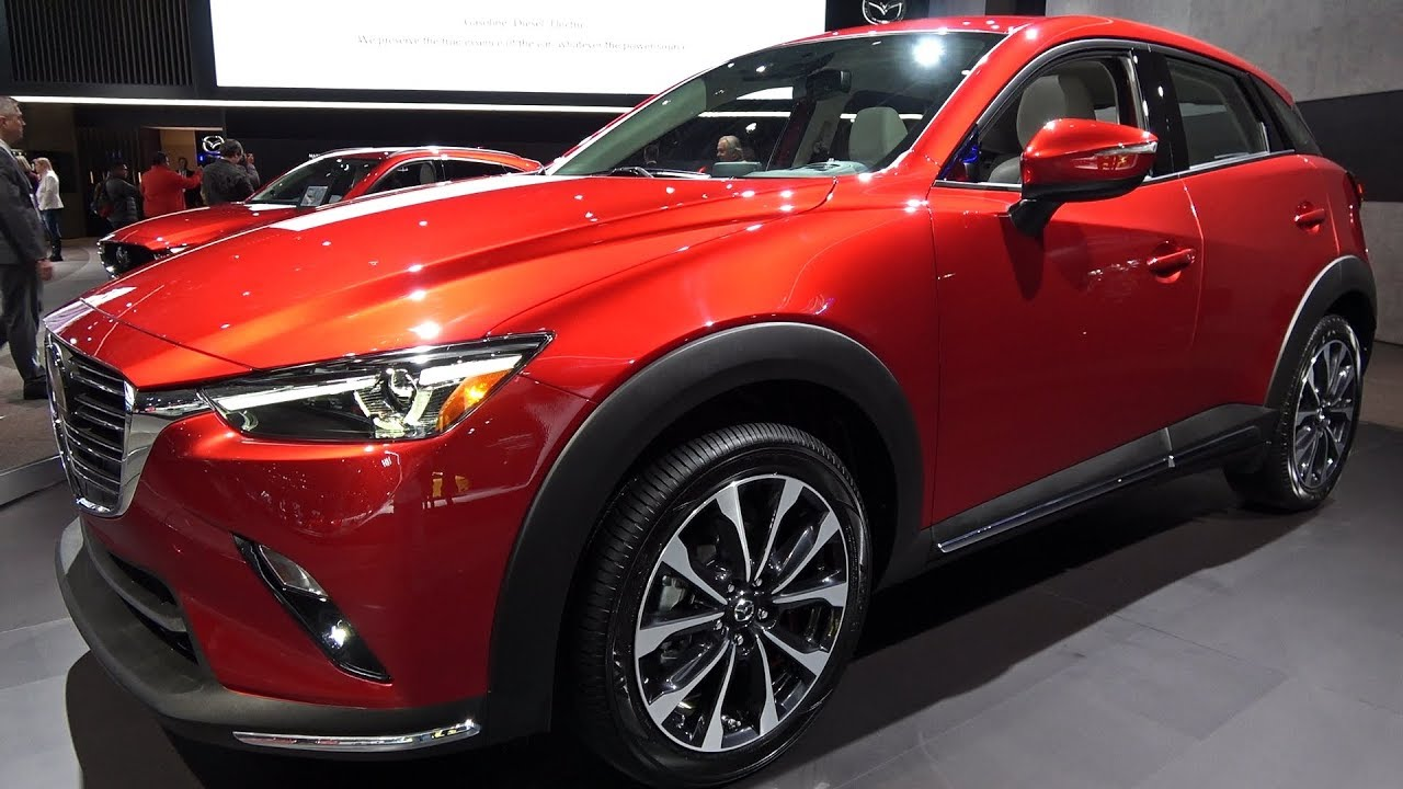 2019 Mazda Cx3 Inside Out 2018 Nyias Youtube