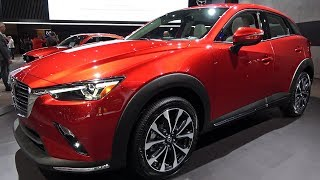 2019 Mazda CX3 | Inside Out | 2018 NYIAS