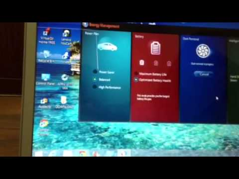 Lenovo P500 Self Cleaning Dust Removal Youtube