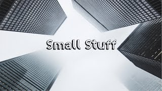 ANGUS Brill Reed - Small Stuff (Official Lyric Video)