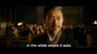 Video Red Cliff II: Duange xing (短歌行)- Cao Cao (曹操) download MP3, 3GP, MP4, WEBM, AVI, FLV Oktober 2019