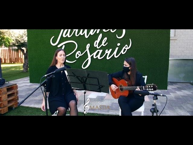 🟣 Rosario - Que Bonito | Cantante Flamenca | Cantante para Boda | Musical Mastia
