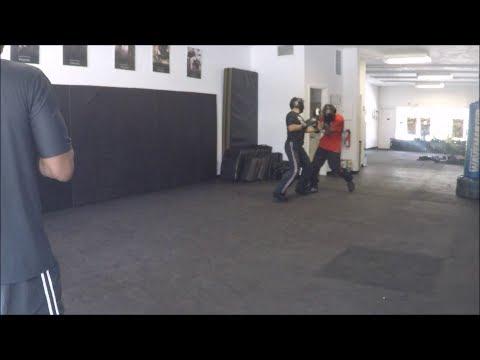 Krav Maga - Fight Class - November 11, 2017 (Liver Punch)