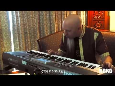 Jordan Rudess Korg Pa 900