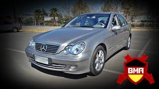 [W203] My Mercedes-Benz C200 Kompressor Elegance - Club BMA