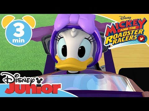 Mickey and the Roadster Racers  Daisys Lucky Ducky  Magical Moment  Disney Junior UK