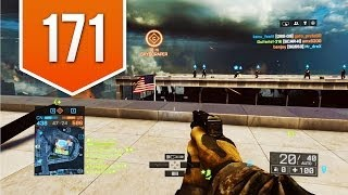 BATTLEFIELD 4 (PS4) - Road to Colonel - Live Multiplayer Gameplay #171 - SHANGHAI TOWER!