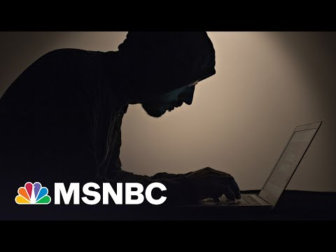 Russia Seen As Safe Haven For Cyber Crime Following Pipeline Hack   Rachel Maddow   MSNBC