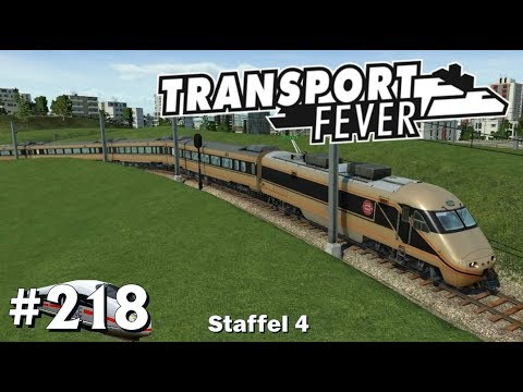 Transport Fever S4/#218: Etwas Goldenes für Dresden [Lets Play][Gameplay][German][Deutsch]