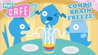 Sago Mini Pet Cafe App for Kids