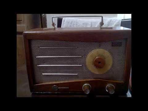 Listening DYHP RMN Cebu Philippines in my AVEGON transistor radio....