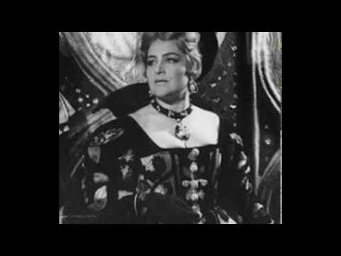 "Teresa Żylis-Gara - Donna Elvira: "" In quali eccessi, o numi...Mi tradi quell'alma ingra"
