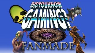 Oddworld - Did You Know Gaming? Fanmade by OCDGaming