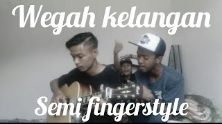 Wegah Kelangan Intan Rahma cover gitar semi fingerstyle