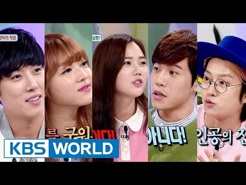 Hello Counselor - Lee Hyun, Baek Sunghyun, Hyojung, Yooa & K