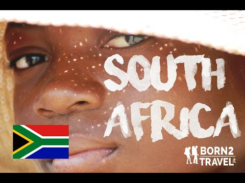 SOUTH AFRICA BY BORN2TRAVEL IT