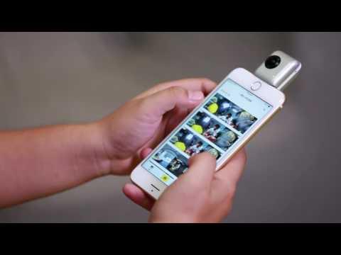 360 Derece Çekim Yapabilen Telefon Kamerası Insta360 Nano Kullanımı | Media Markt