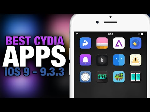 The BEST Cydia APPS For iPhone 2016