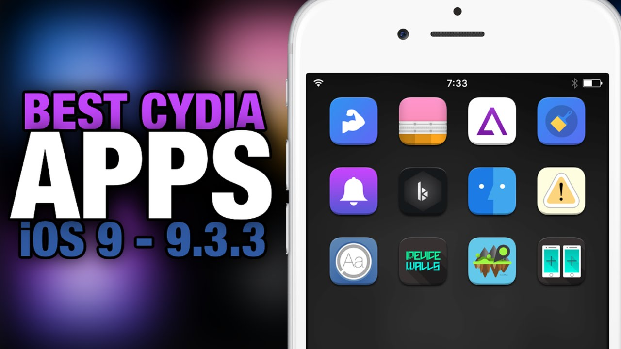 The Best Cydia Apps For Iphone 2016 Youtube