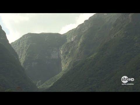 Cânions de SC poderão se tornar um geoparque da UNESCO