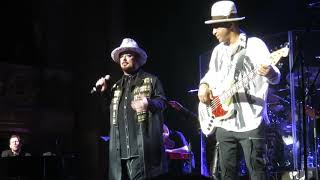 Culture Club WHAT DOES SORRY MEAN? 2.12.18 live Opera Garnier Paris