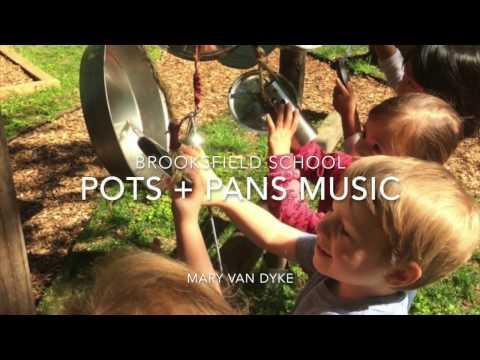 Pots + Pans Music at Brooksfield School