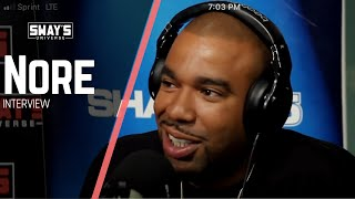 Noreaga on New Album '5E', Drug Addiction and Working with Nas