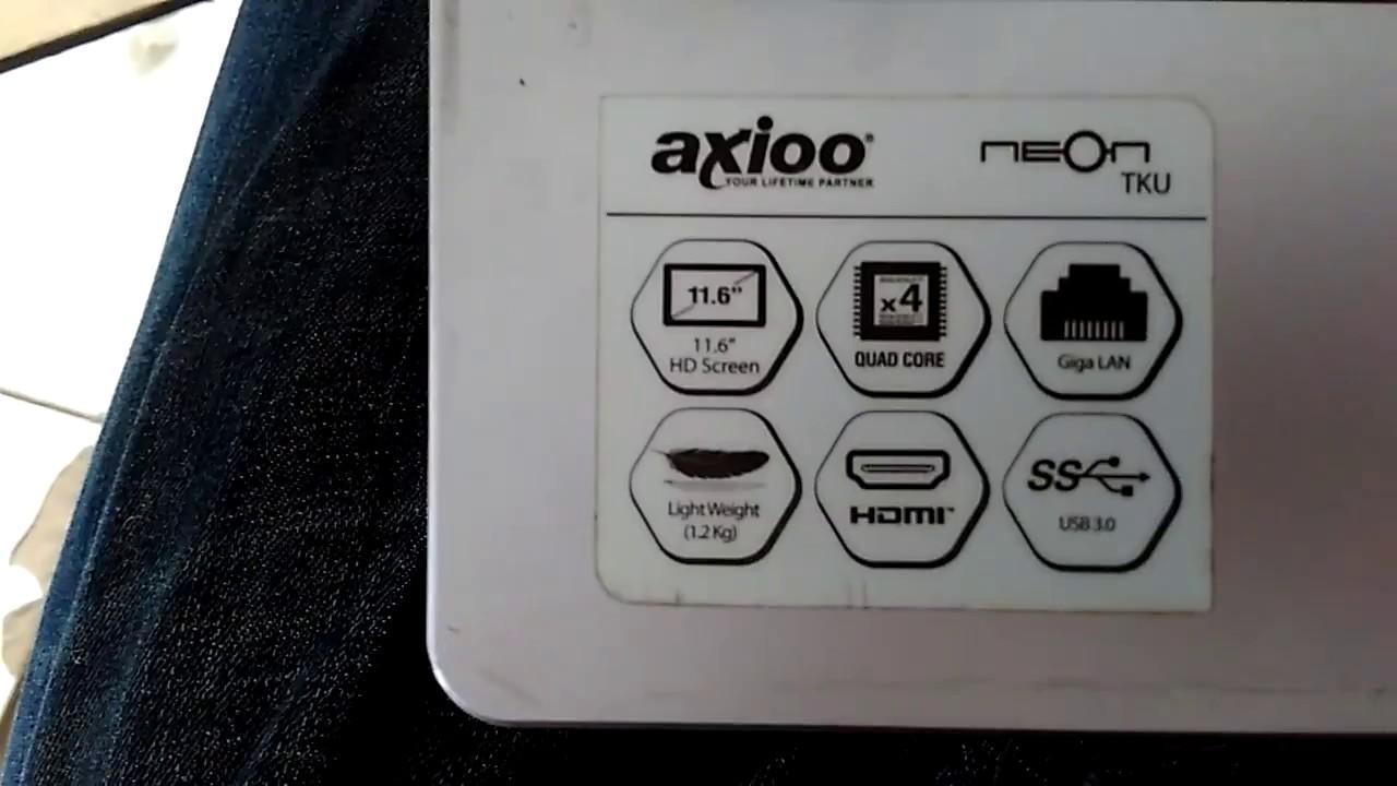 AXIOO NEON TKM DRIVERS FOR WINDOWS
