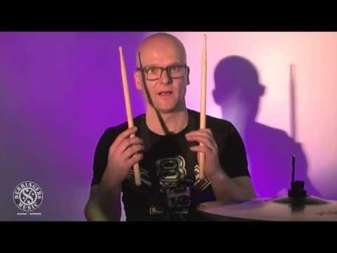 Michael Schack Roland Electric Drum kit TD30 SuperNatural Review - Derringers Music