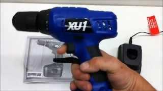 XU1 Cordless Drill 14.4 volt