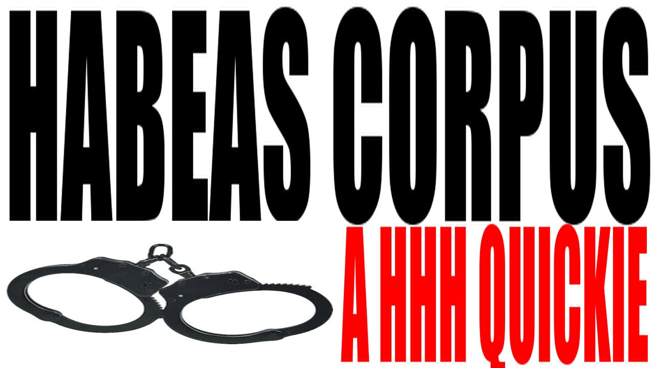 "habeas corpus today ""the supreme court of justice has ratified the inadmissibility of the habeas corpus for seuxis paucias hernandez solarte, demobilized member of the farc,  related news colombia: new bill ."