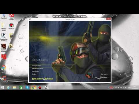 Counter Strike 1.6  Make Your Own Cfg