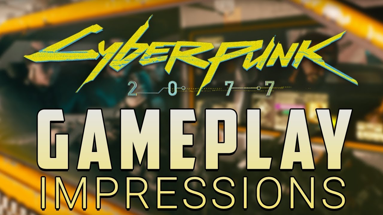 CYBERPUNK 2077 RELEASE DATE? E3 DEMO REACTIONS! - Dude Soup #179