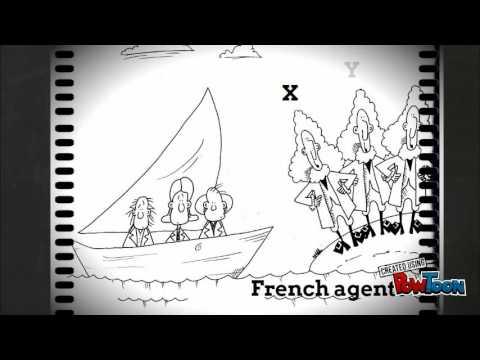 XYZ Affair! A History Cartoon for School - YouTube