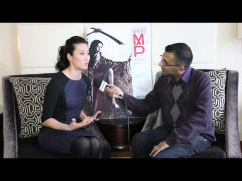 Marco Polo Interview With Olivia Cheng