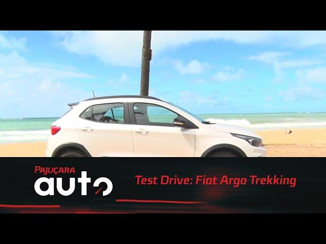 Test Drive: Fiat Argo Trekking