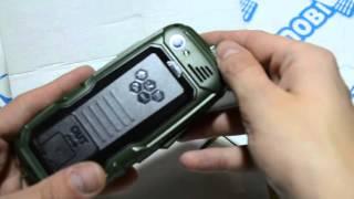 Land rover S23 Новинка на 3 сим карты(Защищенный телефон на 3 sim-карты Land rover S23 вы можете купить в нашем магазине перейдя по ссылочке - http://mobiphone.com.ua..., 2016-04-02T21:38:28.000Z)