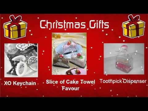 Christmas Gifts And Hampers