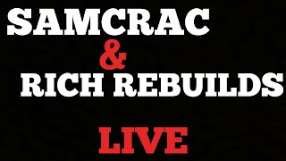Rich Rebuilds Stuck in NYC Livestream with Samcrac