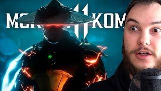 Mortal Kombat 11 ПОЛНОЕ ПРОХОЖДЕНИЕ + СЕКРЕТНАЯ КОНЦОВКА за НУБ САЙБОТА!