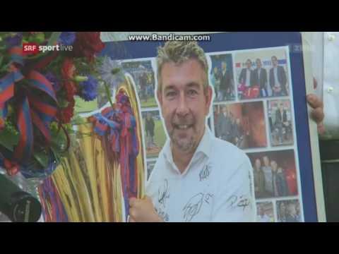 Relive: FC Basel vs. FC St. Gallen (4:1) - 02.06.2017