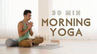 Morning Yoga Sequence | Wake U…