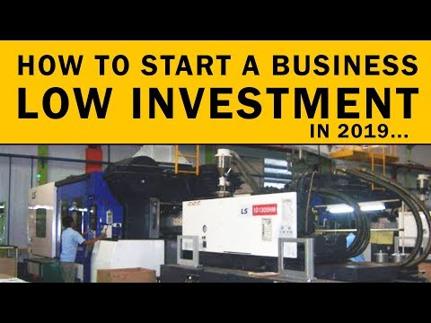 How to Start a Business With Low Investment in 2019
