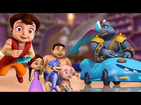 Super Bheem – Toy Store Mein Unlimited Masti | Hindi Cartoon for Kids