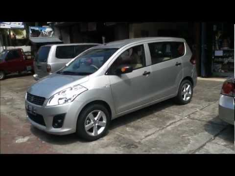 2012 Suzuki Ertiga GA. Start Up, Engine, In Depth Tour